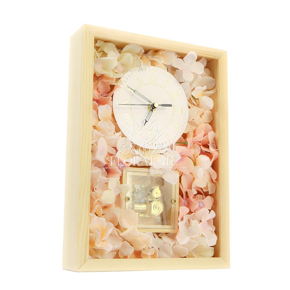 手製時鐘音樂盒