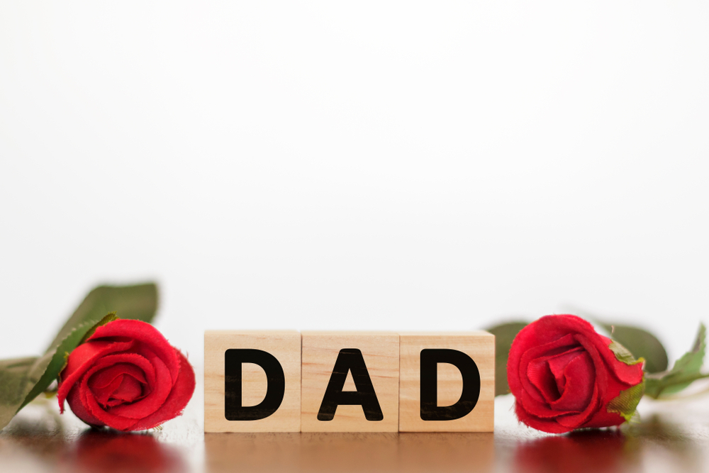 父親節應該送什麼花?